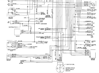Mazda B2600 Fuse Box Diagram