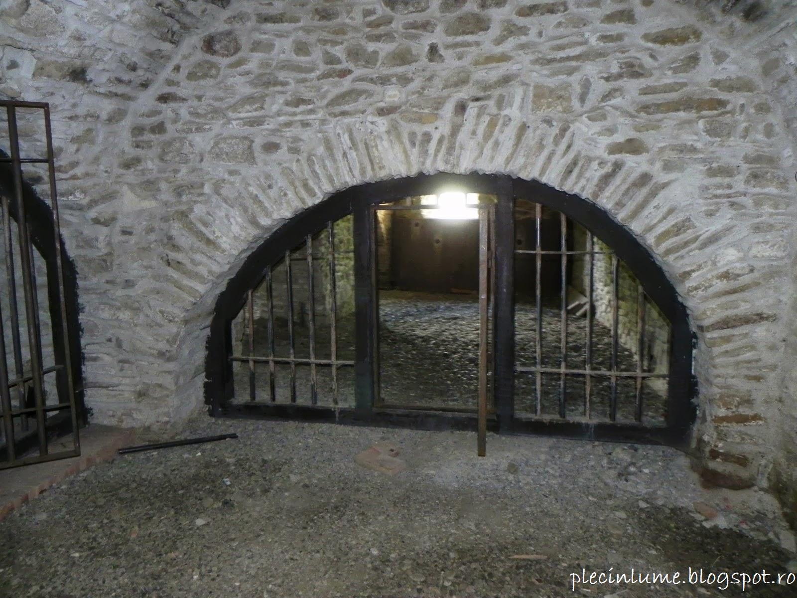 Subsolul castelului