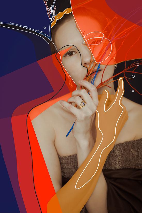 © Tatiana Shvetsova-Yaperova | Write to me portrait | photography