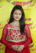 Kanika Tiwari Photos at Radio Mirchi-thumbnail-3