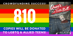"""Queer as a Five-Dollar Bill"" Final Crowdfunding Numbers:"