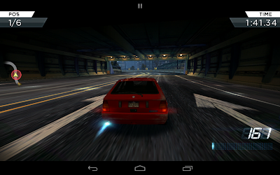 NFS Most Wanted: Hit the pedal to the floor