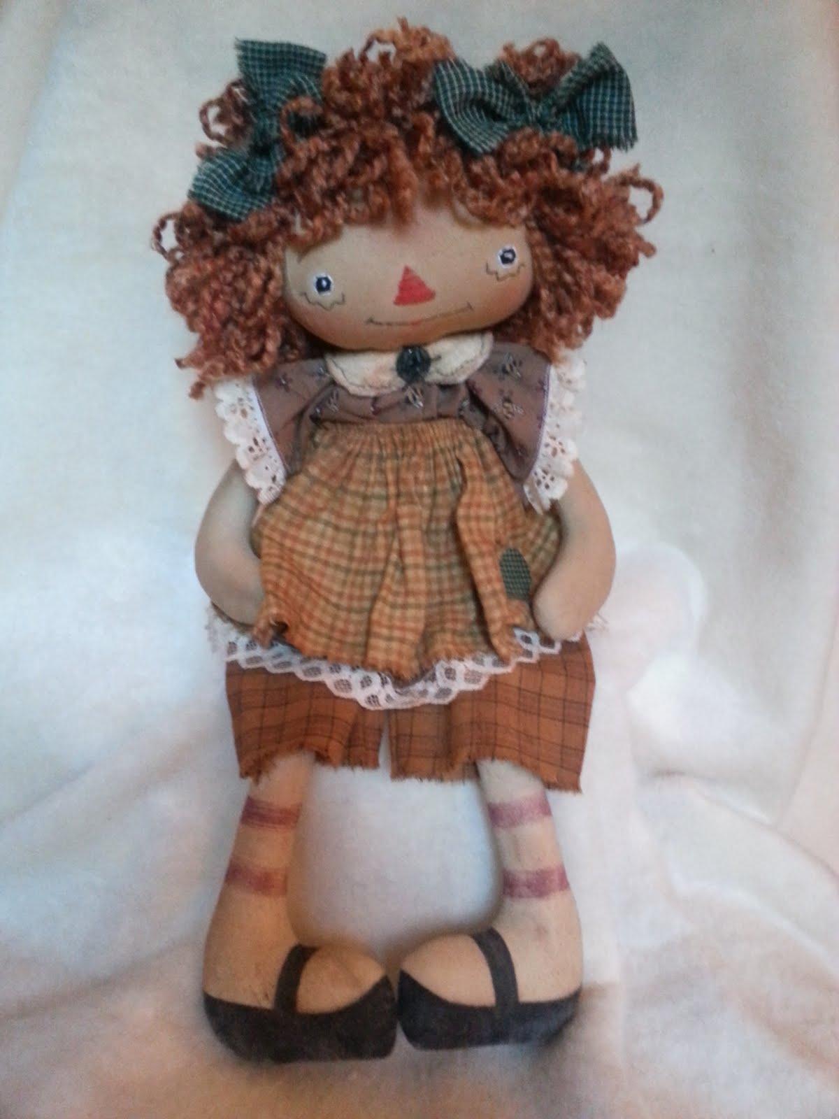 Brown & Mustard Annie #12