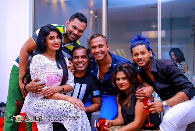 Aksha Sudari Celebrating her BirthDay hot gossip