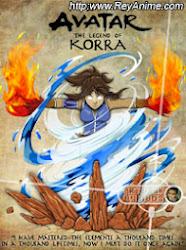 Avatar: La Leyenda De Korra - Libro 1: Aire