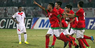Indonesia Kandaskan Timor Leste