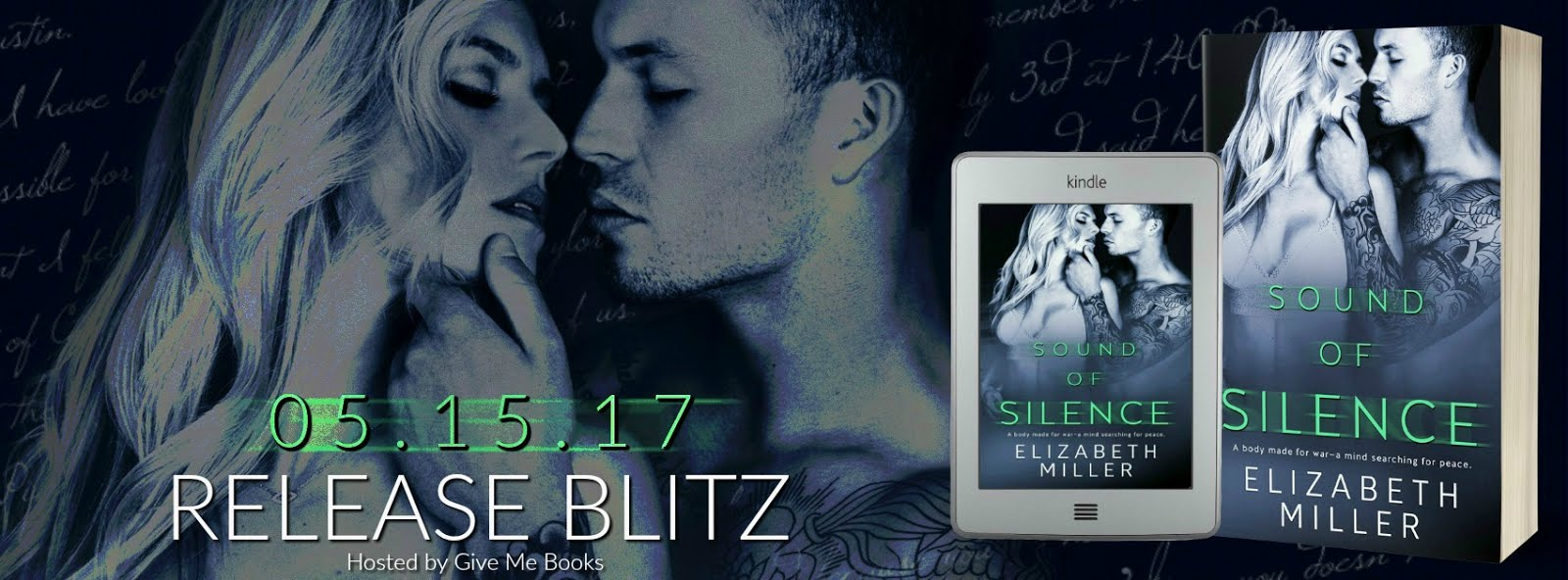 Sound of Silence Release Blitz