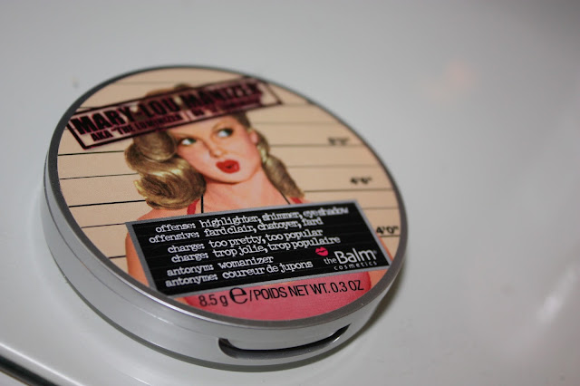 mary lou manizer, the balm, mary luminizer, hilighter, highlighter