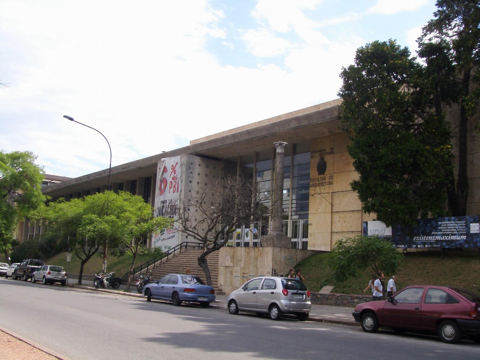 Paisaje bitacora diploma de especializaci n en proyecto for Decano dela facultad de arquitectura