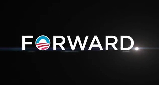 democrats our country forward slogan
