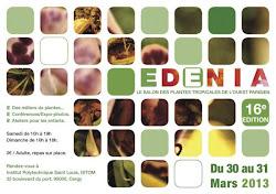 Edenia 2013  Cergy-Pontoise