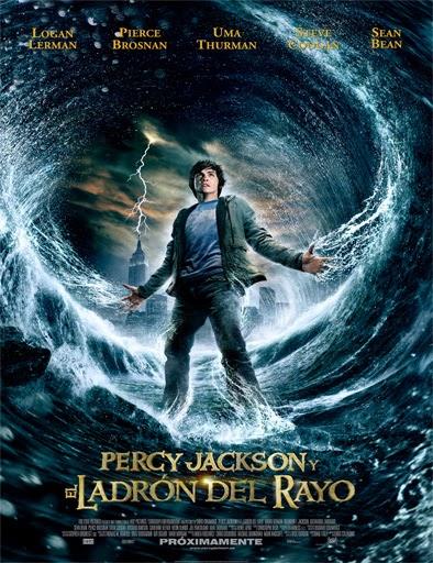 Ver Percy Jackson y el ladrón del rayo (2010) Online