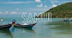 Thailand Samui/Bangkok