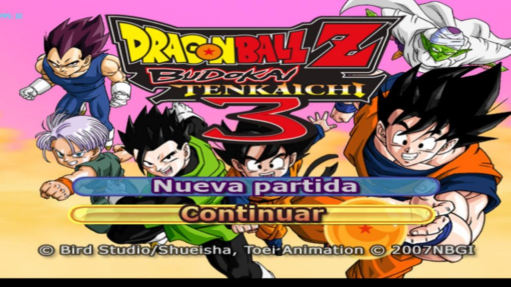 dragon ball z budokai free  pc