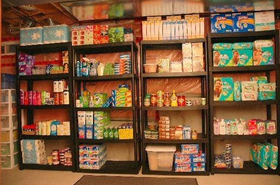 sunker storage