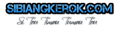 Blog SiBiangKerok