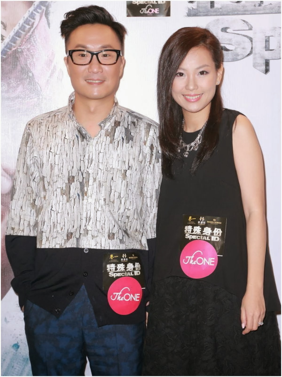 00O00 Menswear Blog: Ronald Cheng [郑中基] in Casely-Hayford - 'Special ID' Hong Kong Premiere