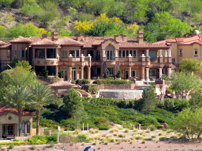 photo: house/residence of gracious 250 million earning Las Vegas, Nevada-resident
