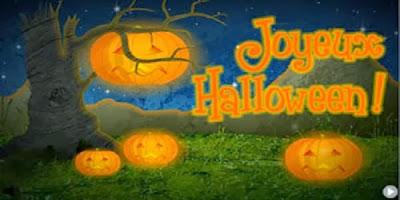 SMS Halloween drôle et marrant - sms d'amour