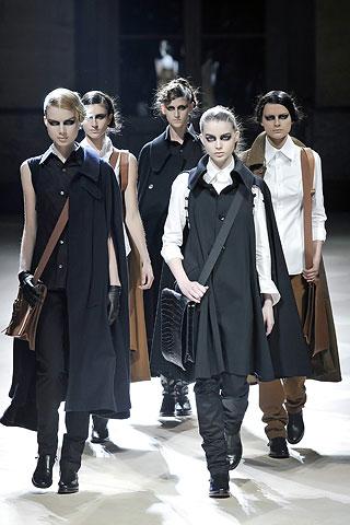 divinabagandbijoux: Maison e stilisti: Yohji Yamamoto