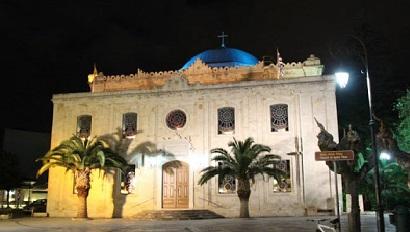 Ο Ναός του αγίου Τίτου