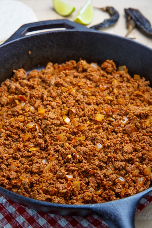 Mexican Chorizo Recipe — Dishmaps