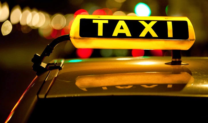 FTW! Taxi Driver's Response To Angry Passenger Who Forgot Her Phone In His Cab