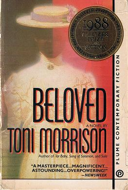 an overview of the time after the civil war in the novel beloved by toni morrison The author uses characters that would effectively bring out the civil war theme   on the other hand, in beloved, a novel by toni morrison, violence  the 1940 set  in time book, cry, the beloved country's title by alan paton  the character of  beloved from beloved by toni morrison  [tags: morrison beloved book review.