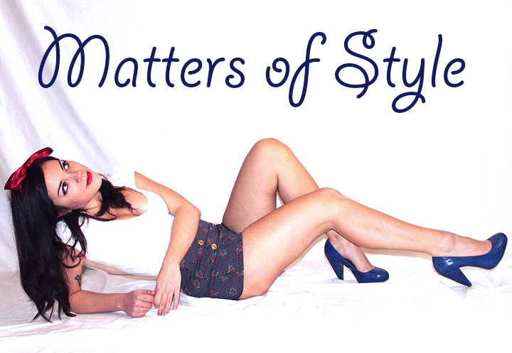 """Matters of style"", not the brand, but what you are"