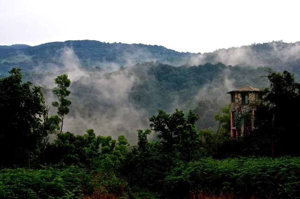 kudremukh national park, western ghats