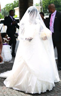 Pictures From Mercy Johnson's Wedding! 2