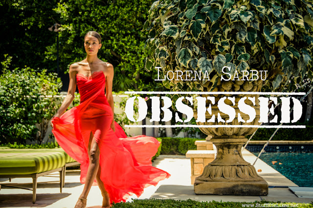 Lorena Sarbu, Fashion, dress, gown