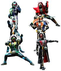 Kamen Rider Ghost: Legendary! Riders' Souls!  Wizard