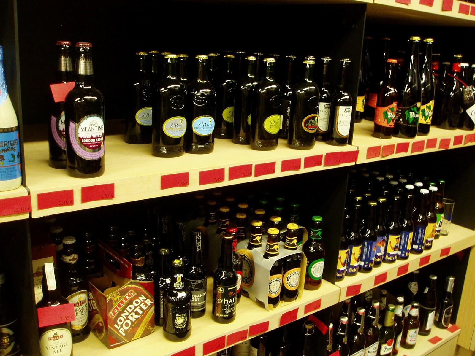 Hipos urinatum blog de cervezas tienda en pamplona la - Como montar una vinoteca ...