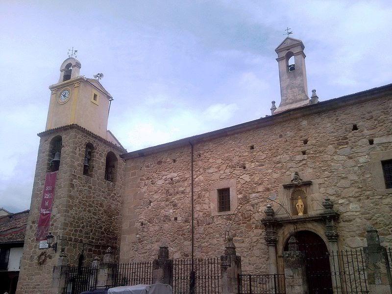 Nuestra Señora de la Asunción en Jerte. Guía Valle del Jerte. Tu Maleta.