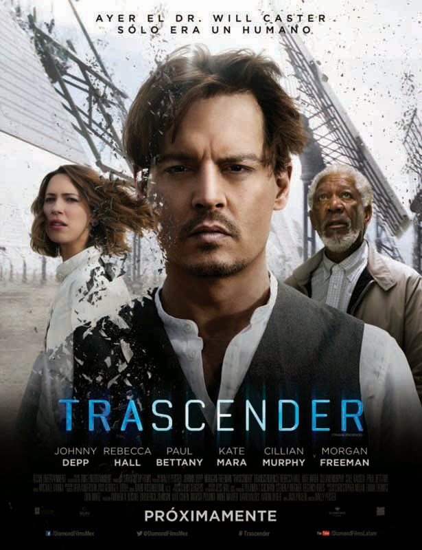 Trascender [2014] [DvdRip] [Latino]