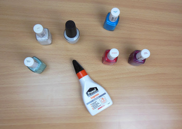 Glue as a nail art essential!