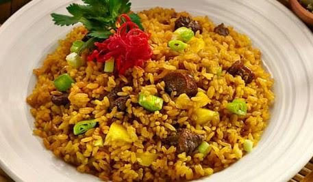 Resep dan cara membuat nasi goreng kambing spesial
