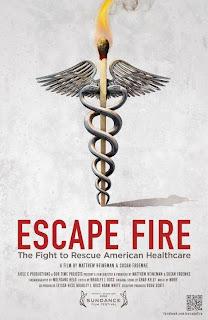 Ver online: Escape Fire: The Fight to Rescue American Healthcare (2012)