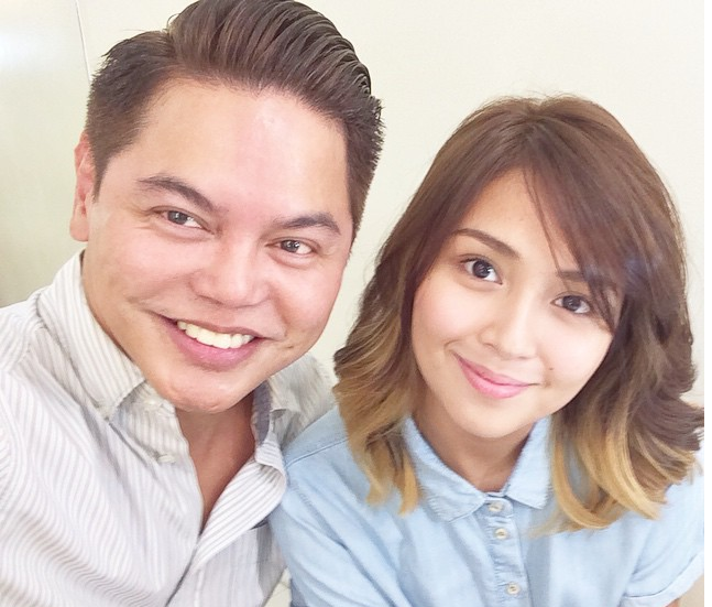 Kathryn bernardo hairstyle shes dating the gangster