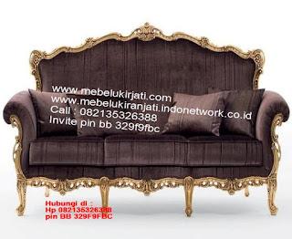 toko mebel duco jepara,sofa cat duco jepara furniture mebel duco jepara jual sofa set ruang tamu ukir sofa tamu klasik sofa tamu jati sofa tamu classic cat duco mebel jati duco jepara SFTM-44012