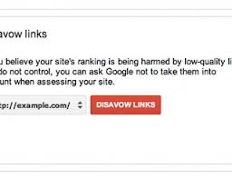 "Google Released Disavow Links Disavow Links Search Engine Tool Google launches ""Disavow Links""  tool for webmasters"
