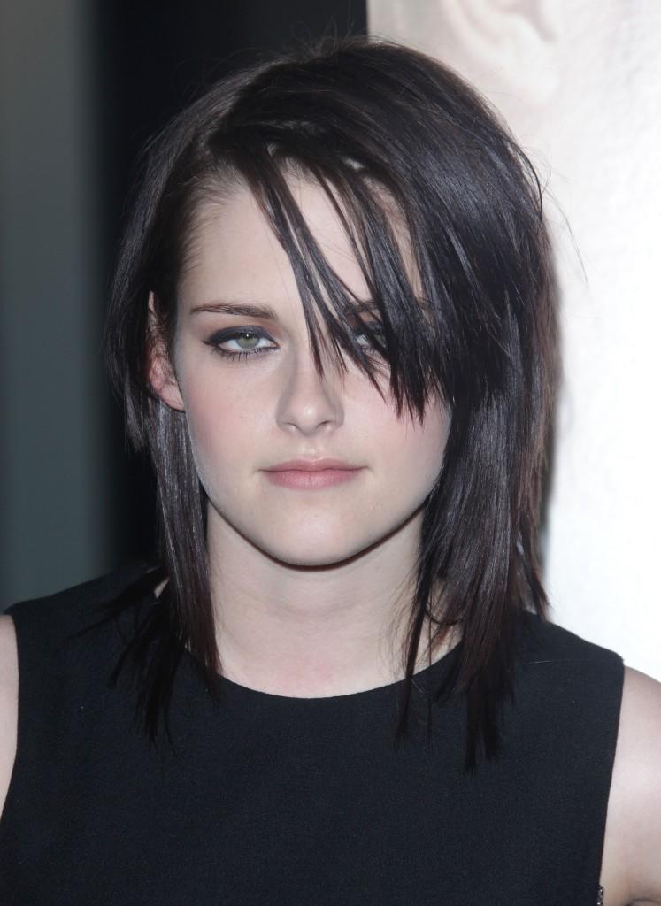 Kristen Stewart Short Hair