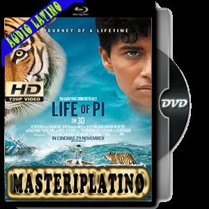 La Vida de Pi  BrRip 720p Español Latino