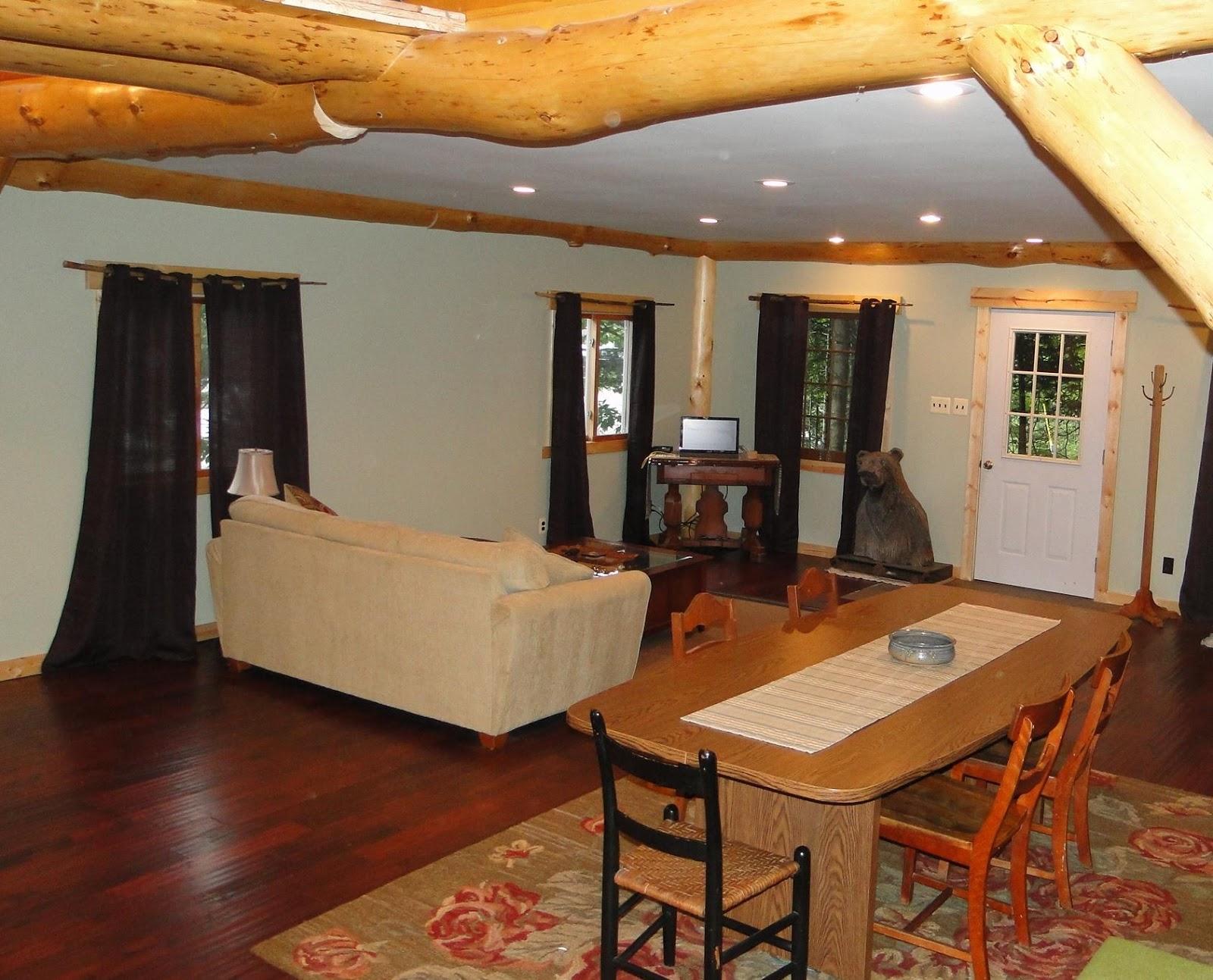 EagleBayCabin: Camp Imp  Adirondack Home 4 Rent