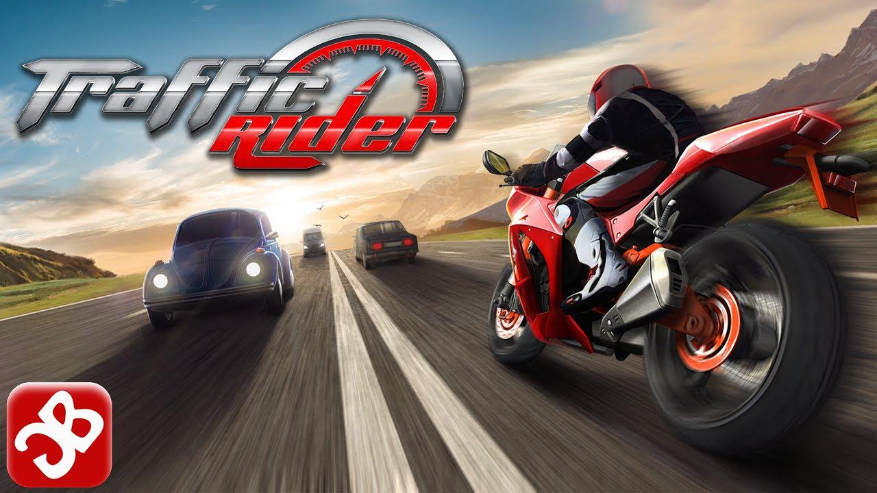 traffic rider apk mod money offline download