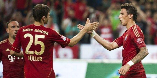Prediksi Skor Hamburg vs Bayern Munchen 4 November 2012