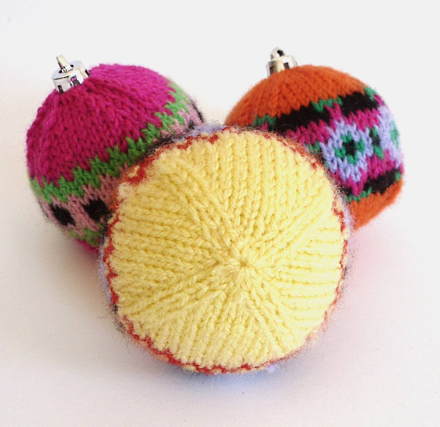 Franciens haakwerk: Knitting, how I increase stitches