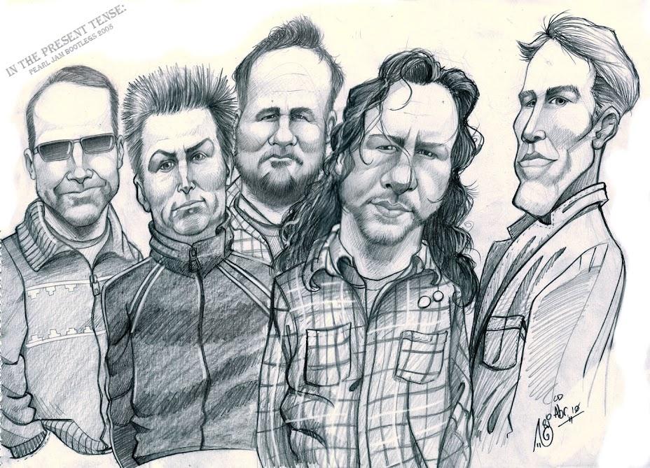 Pearl Jam Bootlegs 2005