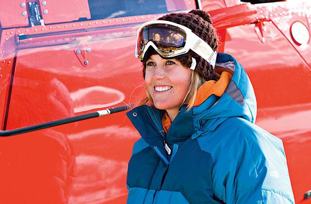 SPORTIGE: Sarah Burke Canadian Freestyle Skier Nastia Liukin Gymnastics Wallpaper
